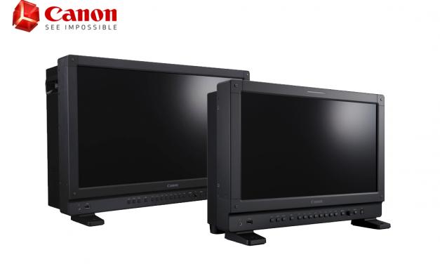New Canon HD Monitors