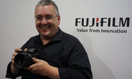 Fuji GFX50S Medium Format Camera – Hands On!