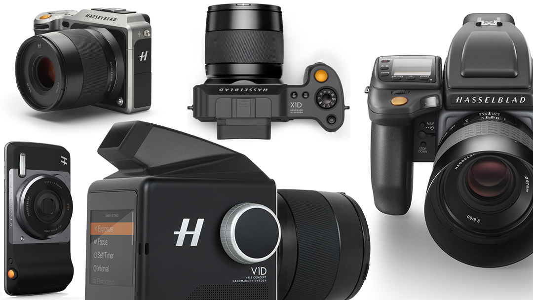 Hasselblad continue to celebrate their 75th Anniversary by