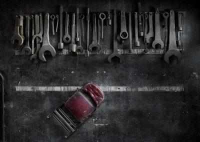 Anselmo Mine Tools