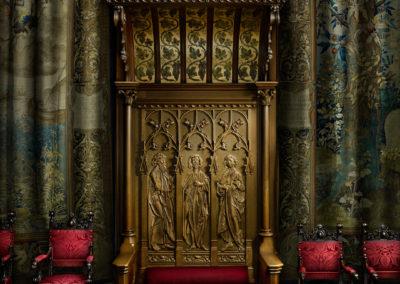 Biltmore Banquet Hall Throne