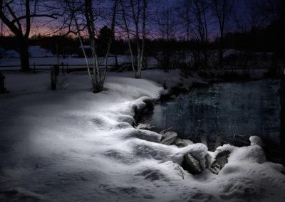 Snowstream