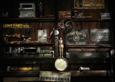 Piano workshop, P. Jamison