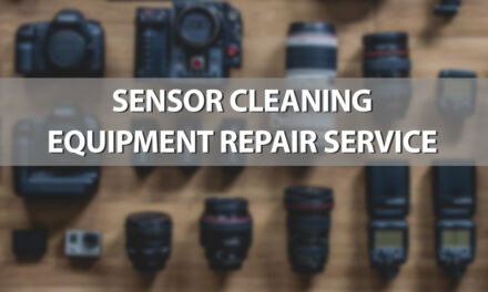 Sensor Cleaning Equipment Repair Service