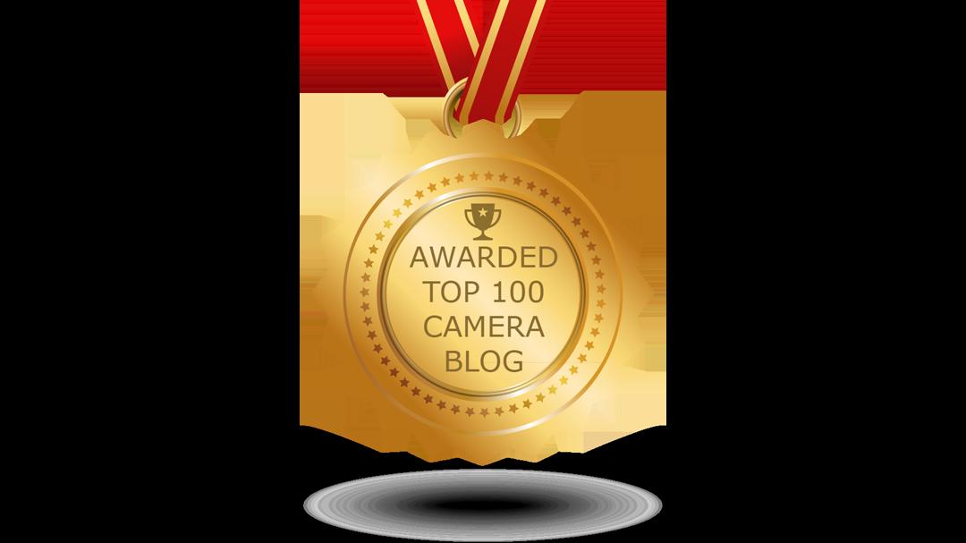 Top 100 Camera Blog Award