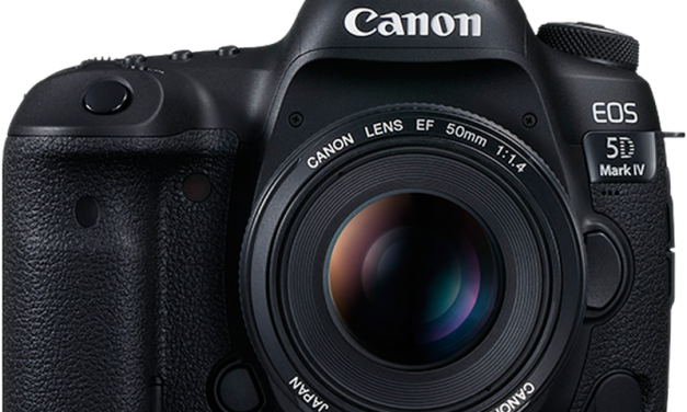 Canon EOS 5D Mark IV – Live Shoot