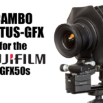 Cambo Actus-GFX for Fuji GFX50s