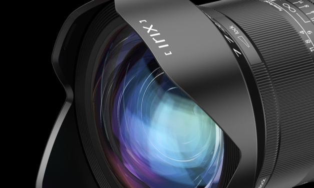 IRIX 11mm Lens Announced