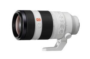 Sony FE100-400mm